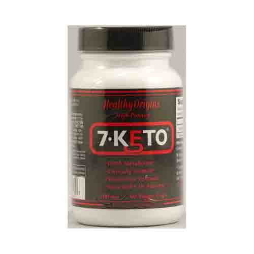 7-Keto DHEA Metabolite - 100 mg Diet Aid