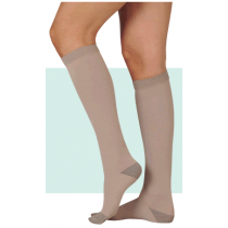 Juzo Silver Soft 2062 Knee High Compression Socks 30-40 mmHg