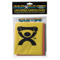 CanDo Exercise Band and Tubing PEP Retail Packs