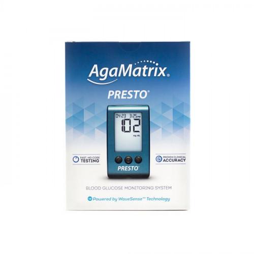 AgaMatrix Presto in Box