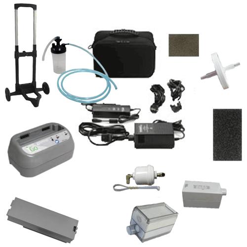 Igo parts buy portable oxygen concentrator