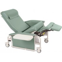 Drop Arm Bariatric Care Cliner