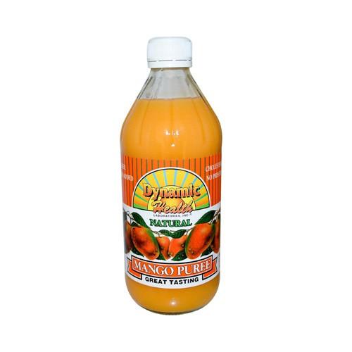 Dynamic Health Mango Puree