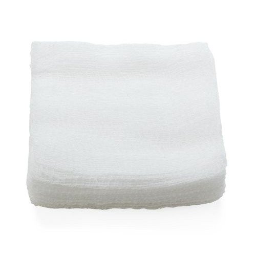 MedLine 4 x 4 Inch Woven Gauze Sponges 12 Ply, Sterile - NON21426
