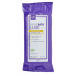 Medline ReadyBath LUXE Antibacterial Body Cleansing Cloths, Antibacterial, Scented, Unscented