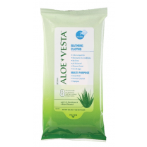 ConvaTec 325521 Aloe Vesta Bathing Cloths