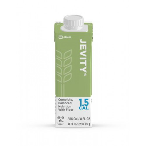 Jevity 1.5 Cal Unflavored Ready to Use Carton