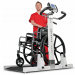 6550 Folding Portable Wheelchair Scale