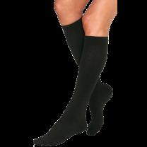 Jobst Women's Knee High Pattern Trouser Socks 8-15 mmHg