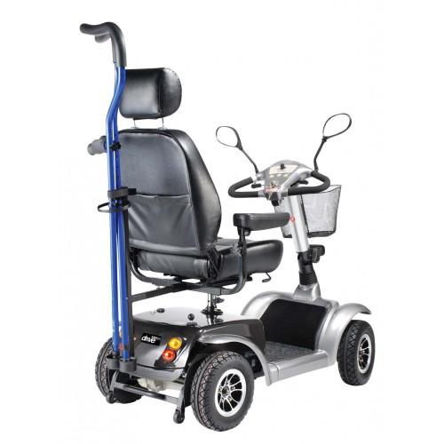 Power Chair Crutch or Cane Holder