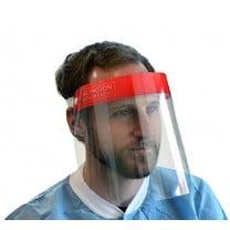 Wraparound Face Shield