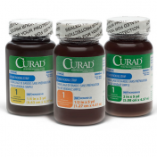 CURAD 1 In x 5 yd Plain Packing Strips, Sterile - NON255015