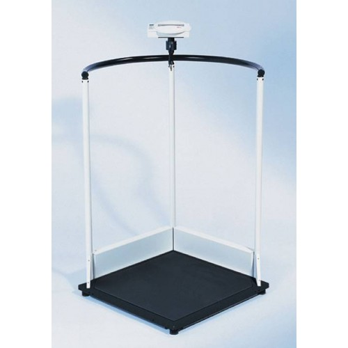 Seca Large Platform Scale with Handrails 644