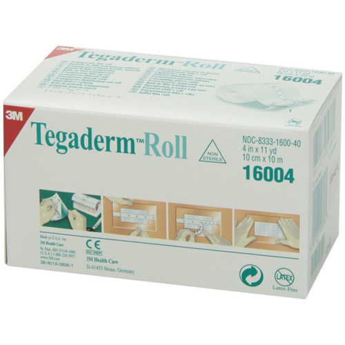 Tegaderm Roll 16004 | 4 x 11 by 3M