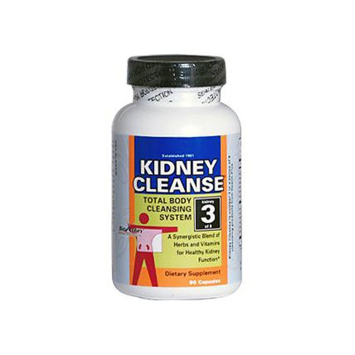 Health Plus Super Kidney Cleanse Dietary Supplement