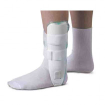 Air and Foam Stirrup  Ankle Splint