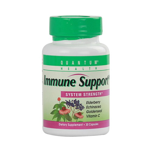Quantum Health Immune Support System Strength