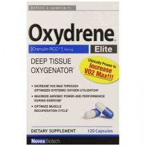 Oxydrene Elite Muscle Building Supplement