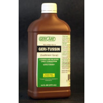 Geri-Care  Cold and Cough Relief 100 mg / 5 ml