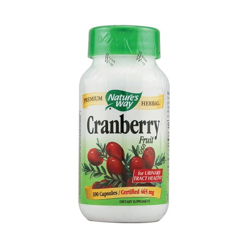 Nature's Way Cranberry Fruit