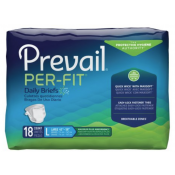 Prevail Per-Fit Briefs Heavy Absorbency