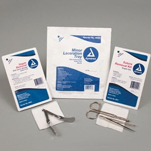 Suture and Staple Removal Kit Single Use
