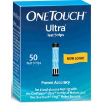 Onetouch Ultra Fastdraw Design Test Strips