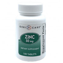 Zinc Sulfate Tablets by GeriCare