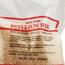 Health Plus Pure Psyllium Husk Digestive and Colon Health Supplement