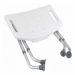Folded Bath Tub Shower Chair with Back by Drive