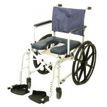 Mariner Rehab Shower Chair w/Optional Commode Seat - Invacare