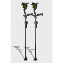 7G Ergobaum Adult Forearm Crutches