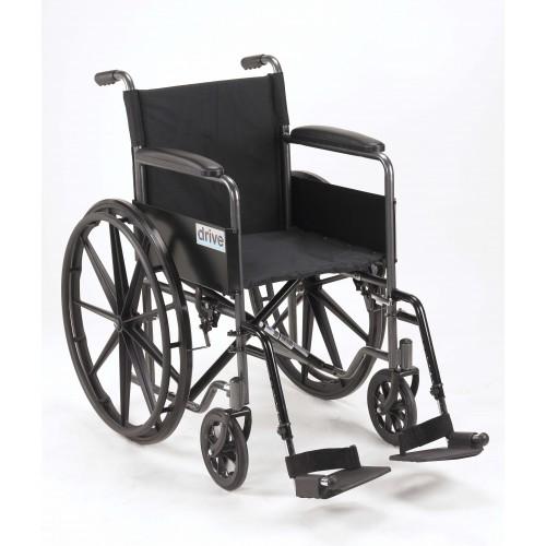 Drive Silver Sport 1 Wheelchair