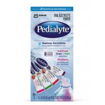 Pedialyte Oral Electrolytes Powder Packs