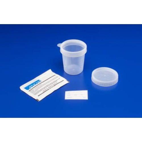 Midstream Urine Specimen Collection Container Kit