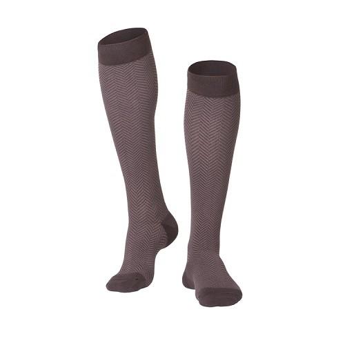 mens herringbone compression socks 15 20 mmhg 9c7