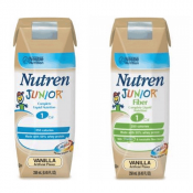 NUTREN® Junior Complete Liquid Nutrition, Vanilla