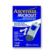 Ascensia Microlet Lancets