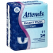 Attends Insert Pads Light Absorbency
