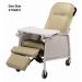 Doe Skin Geri Chair Recliner
