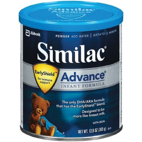 Similac Advance with Iron Infant Formula Concentrated Liquid - 13 oz