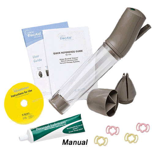 Osbon ErecAid Esteem Penis Pump MANUAL