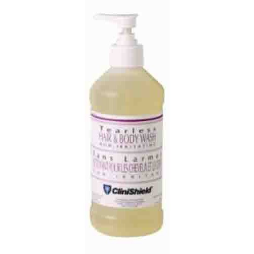 CliniShield Tearless Shampoo and Body Wash