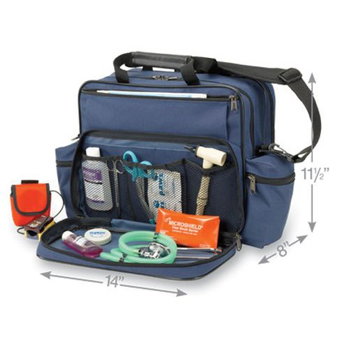 Home Health Bag, Blue