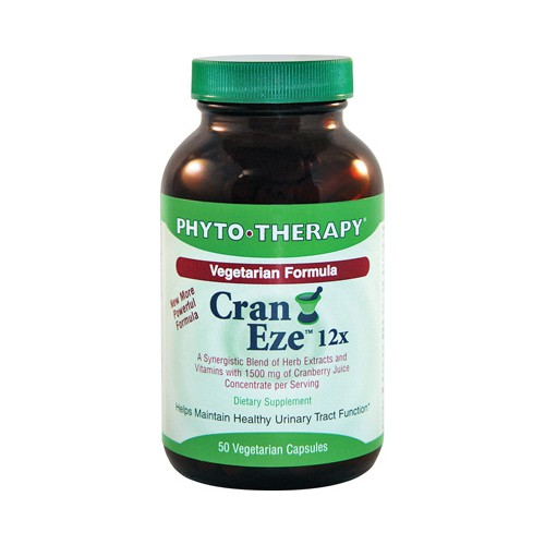 Phyto-Therapy Phyto Therapy Vegetarian Cran Eze