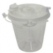 Replacement Collection Bottle for Vacu-Aide Compact 7305 Series Suction Aspirator