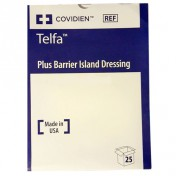 Covidien TELFA PLUS Barrier Island Dressing