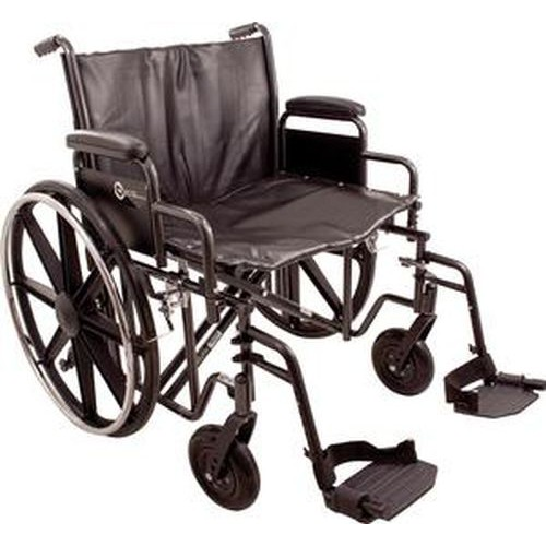 K-7 Lite Wheelchair with Removable Desk Arms