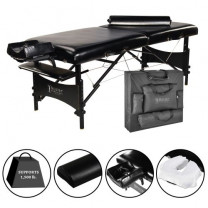 Galaxy LX Portable Massage Table Package