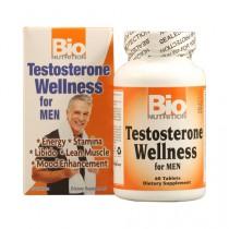Bio Nutrition Testosterone Wellness for Men Dietary Supplement